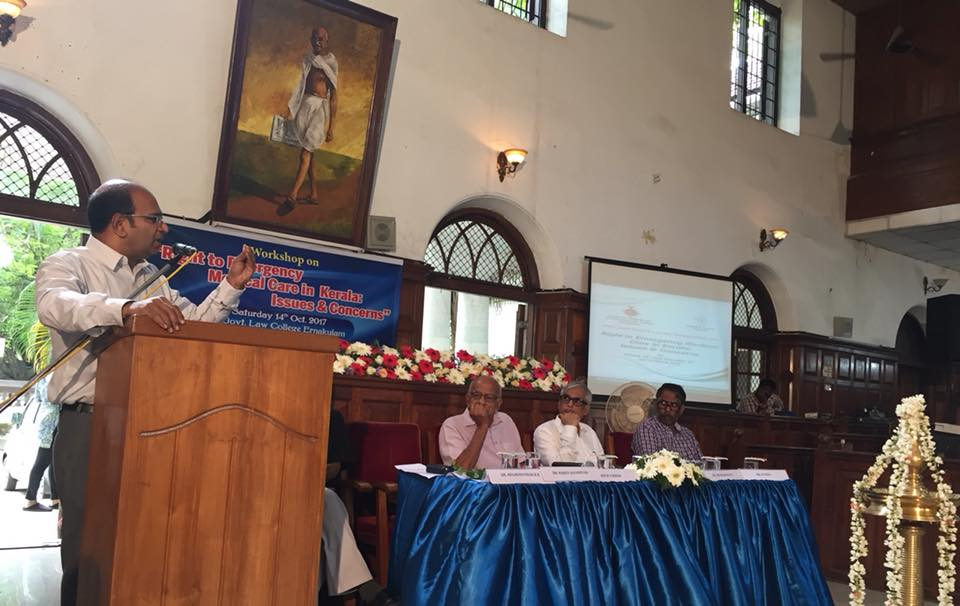 Lecture at Govt Law College Ernakulam