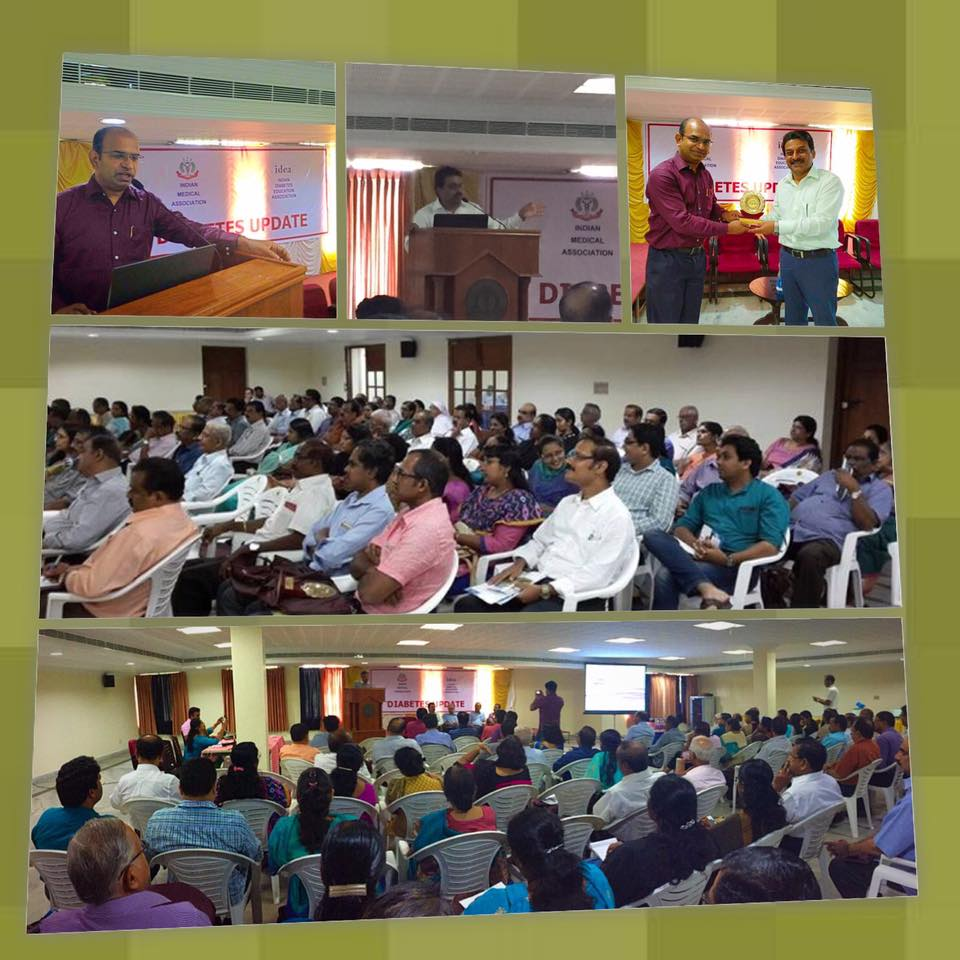 Gave the following lectures at Trivandrum