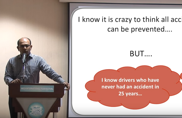 Road Accident prevention