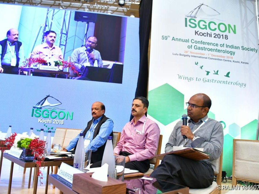 59th Annual Conference of Indian Society of Gastroenterology