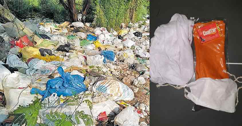 Minimum protection, maximum work: Kochi's waste collectors do their best during COVID days